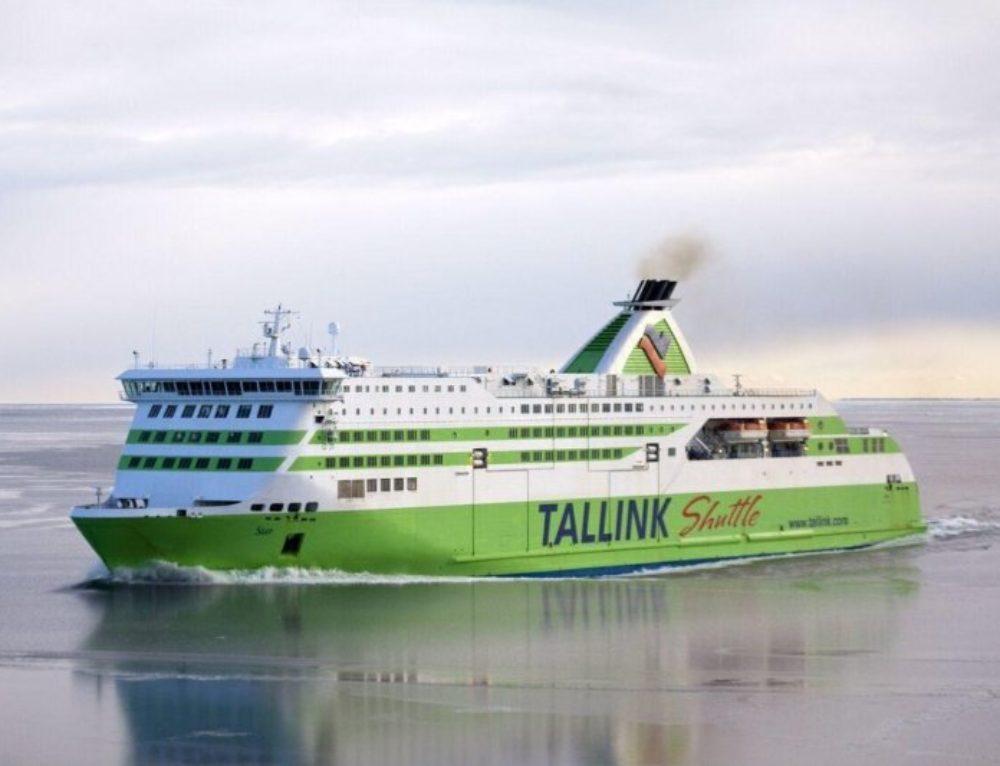 Tallink selects Fleetrange IoT