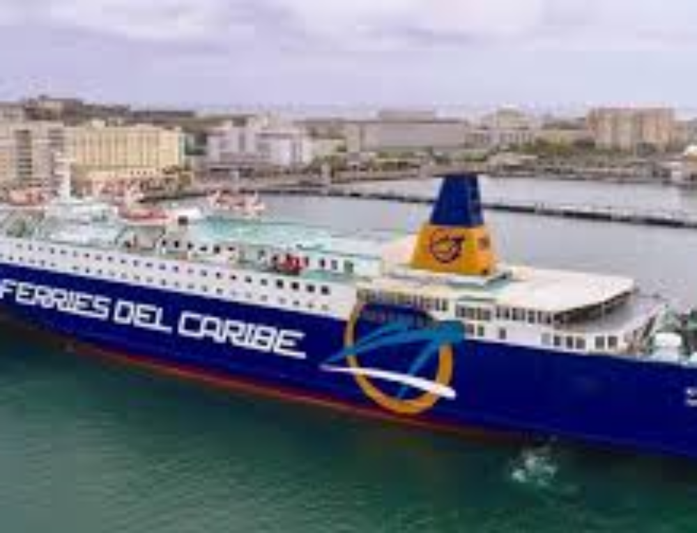 First border control kiosks installed on cruise ferry