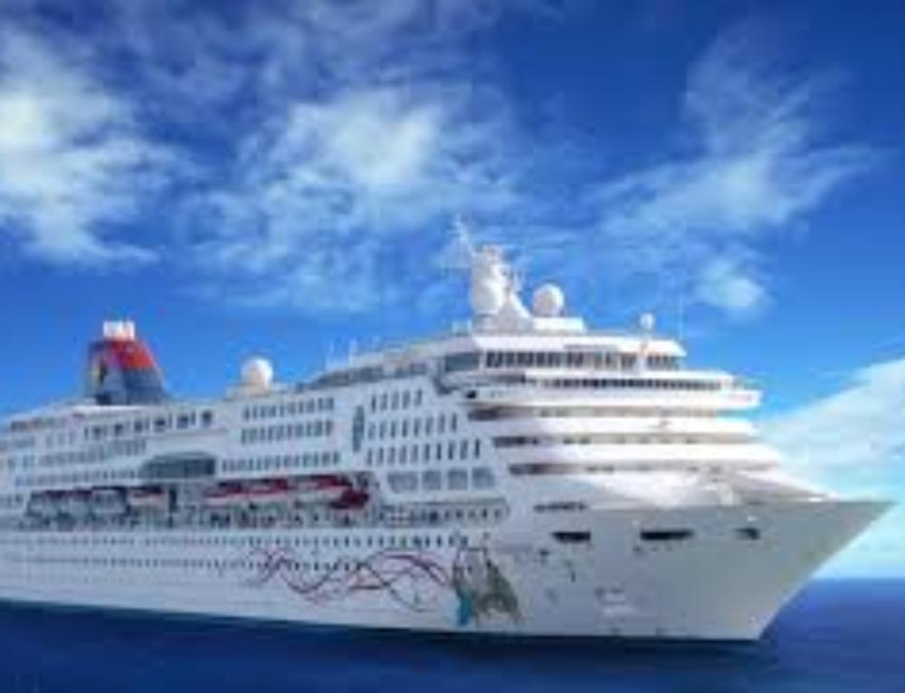 Star Cruises' floating hotel