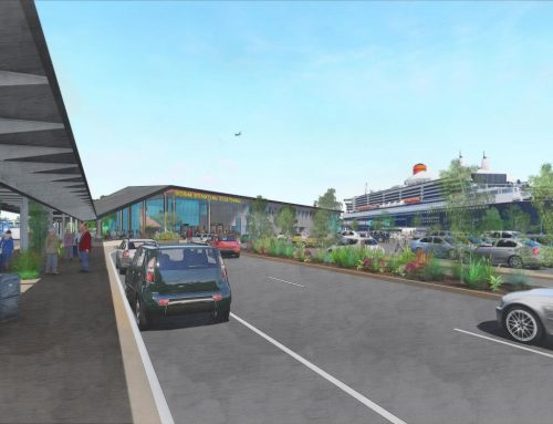 Carnival's Brisbane terminal gets conditional approval