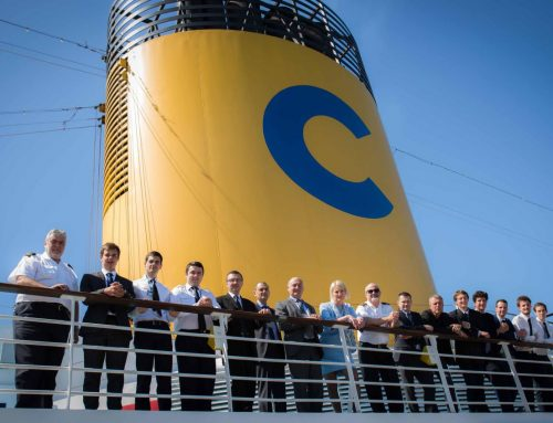 Carnival Maritime collaborates with ENSM