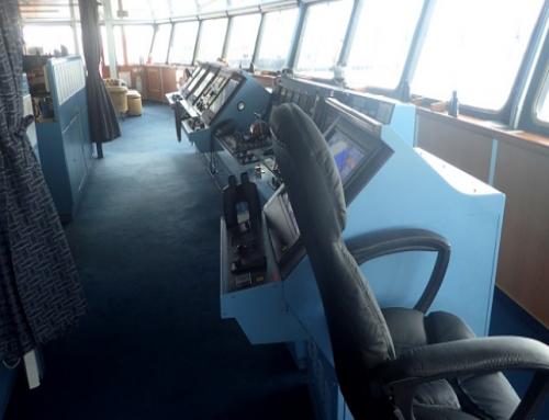 Cruise ship bridge team management lacking