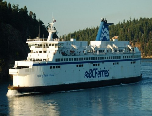 ABS classed ferry returns to service following conversion