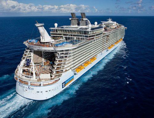 Royal Caribbean reports record earnings