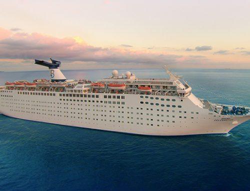 'Grand Celebration' becomes Massachusetts accommodation ship