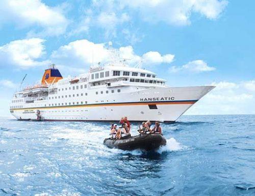 Hapag-Lloyd's 'Hanseatic' due to leave fleet next week