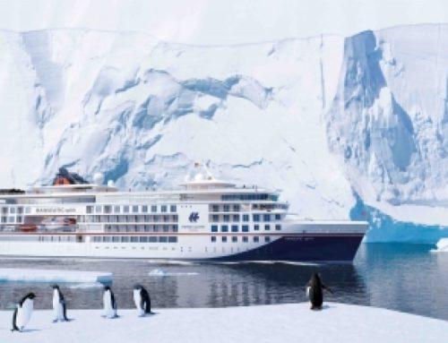 Third Hapag-Lloyd expedition ship financed