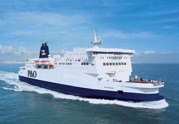P&O Ferries newbuilding double ended ropaxes to be fitted with Azipods