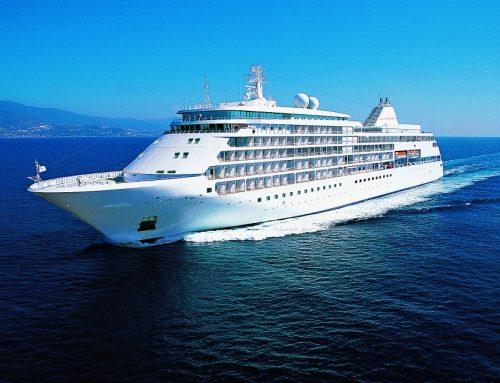 Silversea orders three ships
