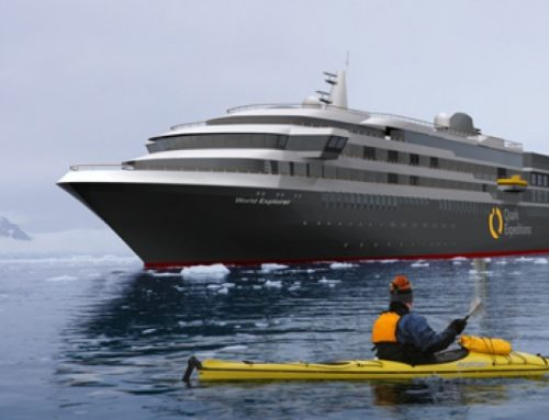 Another two Polar expedition ships for Mystic