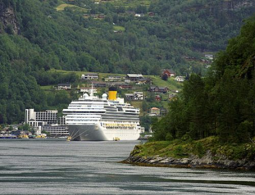 Norway looks at banning scrubbers from fjords
