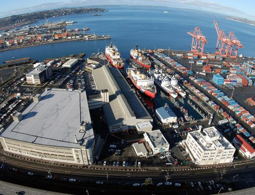 Port of Seattle Plans $340M Cruise Terminal Project