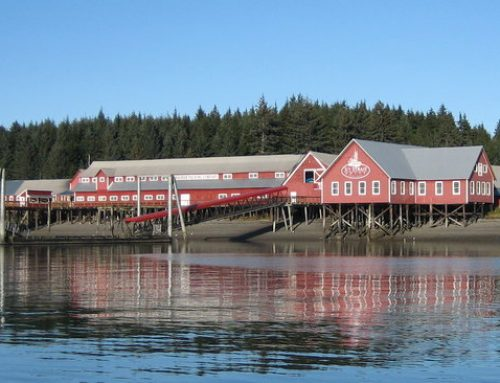 NCLH to add a second pier at Icy Strait Point