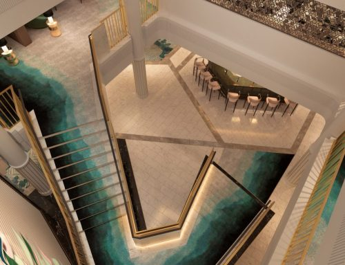 AD Associates provides interior designs for two luxury cruise ships
