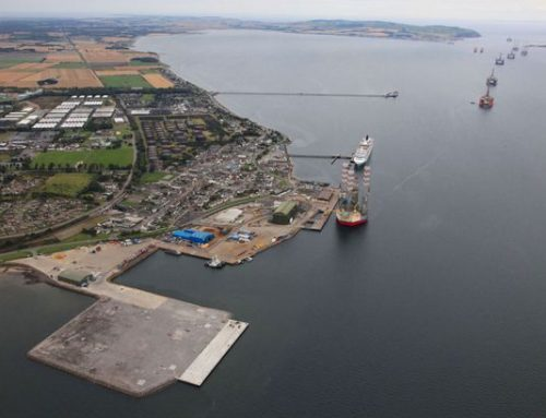 Invergordon to handle largest cruise ships