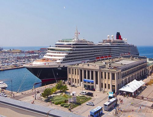 MSC moves into Trieste