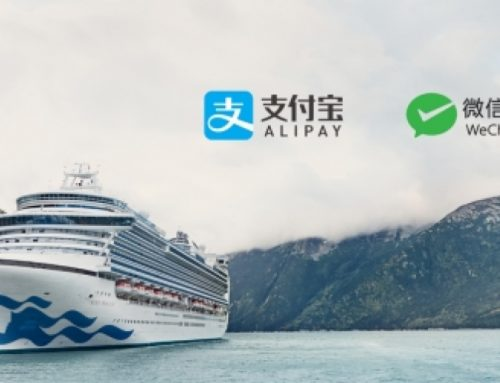 Princess offers Alipay and WeChat Pay options