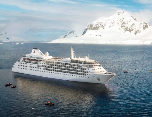 Silversea to upgrade 'Silver Wind' for a second time