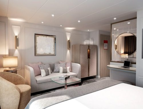 ALMACO installs new suites for 'Crystal Serenity'and kits out new Viking Line ferry