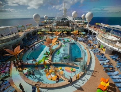 'Navigator of the Seas' returns after major refit