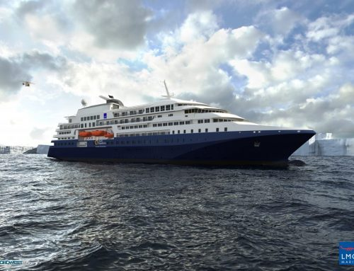 Evac to fit solution on Quark Expeditions new cruise ship