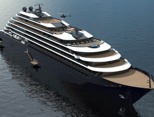 Ritz-Carlton to build second ship in Spain