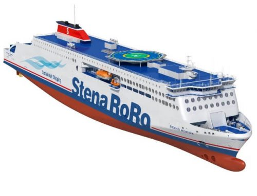 Stena RoRo acquires ropax