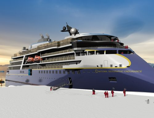 Ulstein wins second Lindblad expedition vessel contract