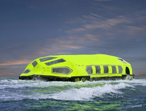 World-first approval for VIKING survival craft