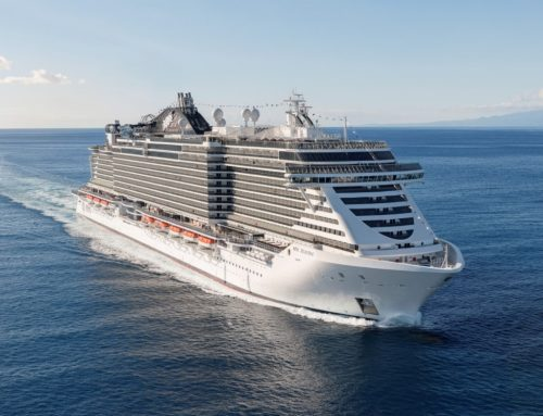 MSC Cruises reveals revenue increases