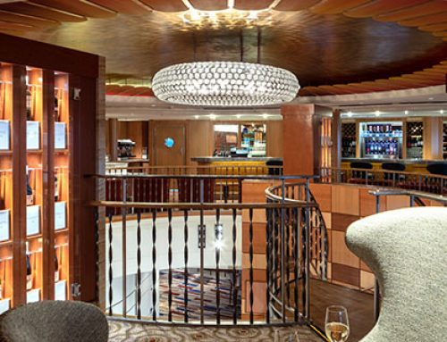 P&O's 'Aurora' has been converted exclusively for adults.