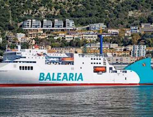 Gibdock converts ferry to run on LNG