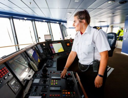 Stena Line moves towards sustainable shipping