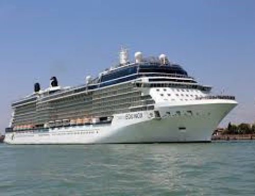 Third Celebrity cruise ship re-enters service after make-over