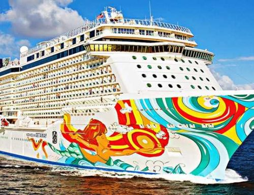 Revamped'Norwegian Getaway'redelivered