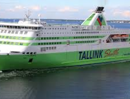 Tallink receives finance for LNG-powered fast ferry