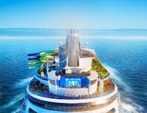 'Voyager of the Seas' earmarked for huge refurbishment project