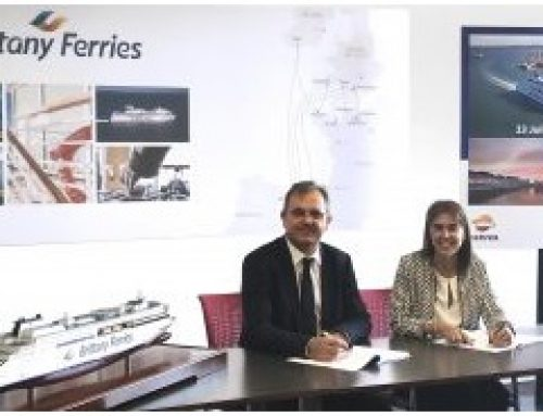 Brittany Ferries, Repsol extend LNG supply deal
