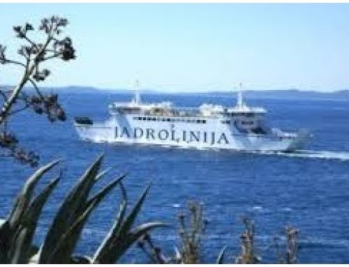 Croatian ferries fitted with wastewater plants