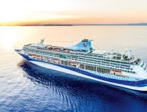 Cruise brands boost TUI
