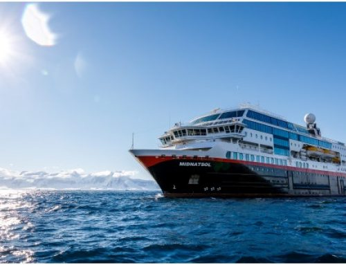 More information released on Hurtigruten's three new hybrid conversions