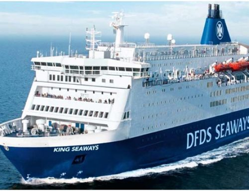 DFDS to swap Newcastle and Amsterdam ships