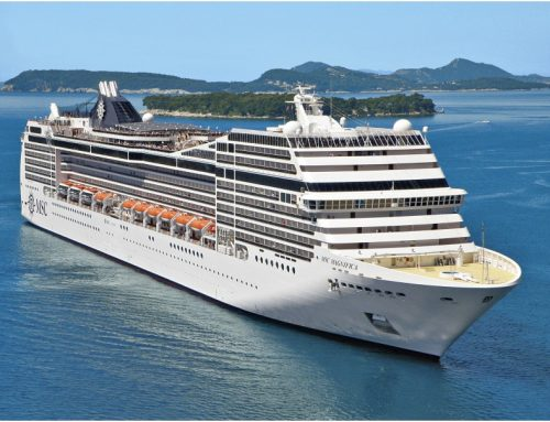 MSC Magnifica to be jumboised