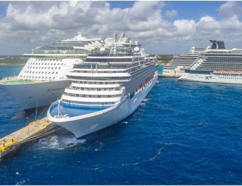 Puerto Costa Maya upgrades pier with the help of Trelleborg