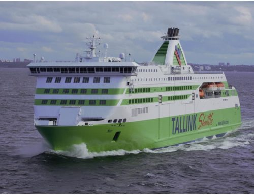 Tallink opens up in Singapore