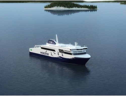 Wärtsilä's navigation system to be fitted on board Finnish ropax