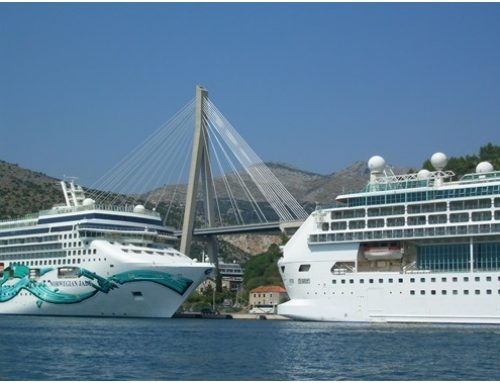Dubrovnik to tax cruise ships