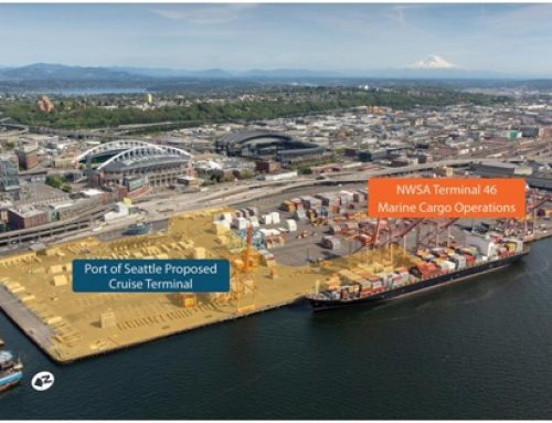 Port of Seattle asks for comments on new cruise terminal