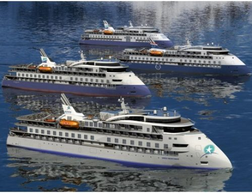 Damen receives steering system contract for fifth Infinity-class expedition cruise ship