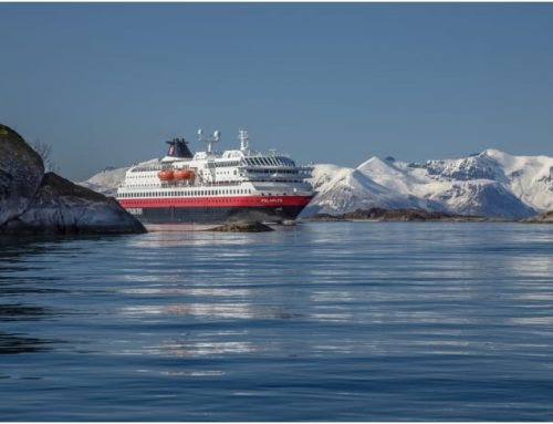 Hurtigruten tests biodiesel